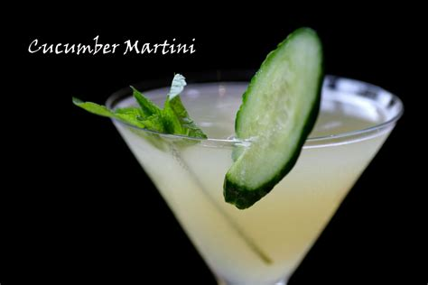 t g i f with a cucumber martini what s cooking