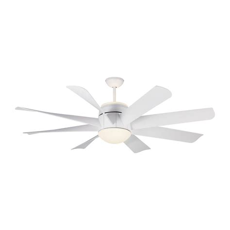 monte carlo turbine ceiling fan review monte carlo turbine 56 in integrated led indoor outdoor