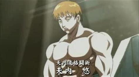 anime baki the grappler season 2 baki the grappler season 2 episode 5