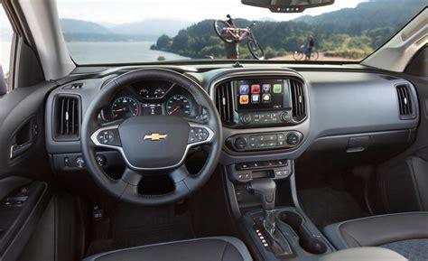 Chevrolet Colorado Interior by Car And Driver