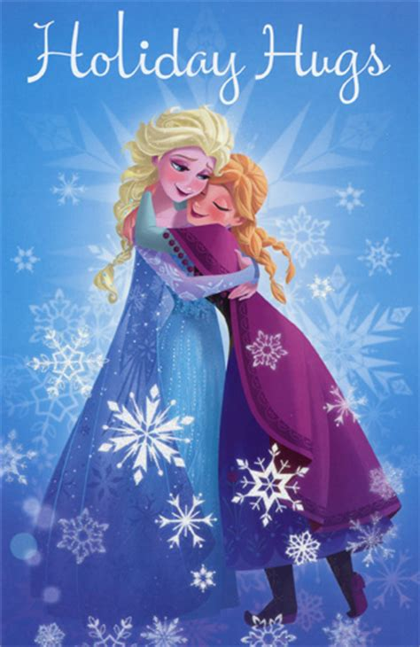 disney frozen characters box   christmas cards  american