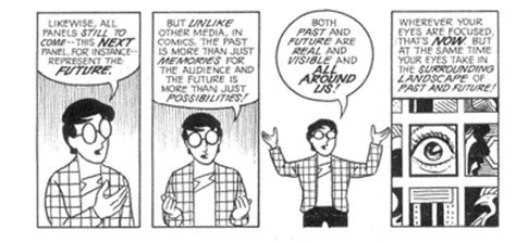 novel design meaning graphic novel the chicago school of media theory