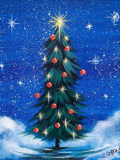 images of christmas paintings christmas paintings on canvas easy ideas in home 17