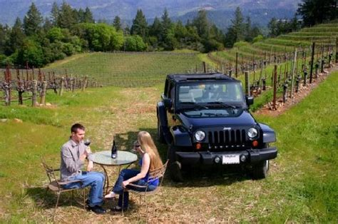 Napa Jeep Napa Jeep Wine Tours Aktuelle 2017