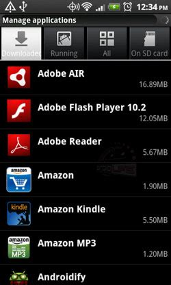 adobe flash for android flash player 10 2 for android
