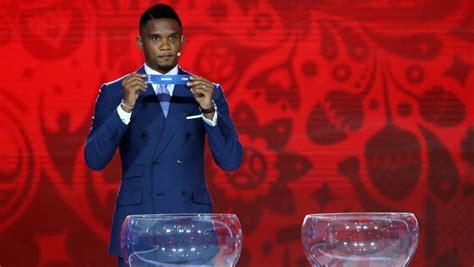 Calendrier Mondial 2018 Zone Afrique Coupe Du Monde 2018 Le Tirage Au Sort Complet De La Zone