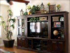 top of armoire decor armoire entertainment centers foter