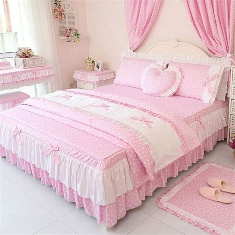 pink princess bedding shop cute pink princess bedding set shabby cottage