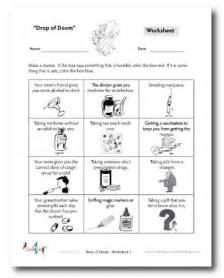 16 best images of free printable drug worksheets drug addiction