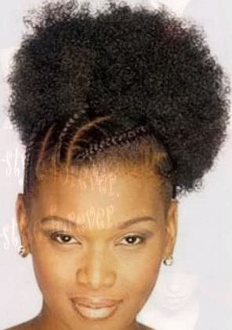 Modele Coiffure Afro
