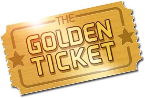 golden ticket asa gala