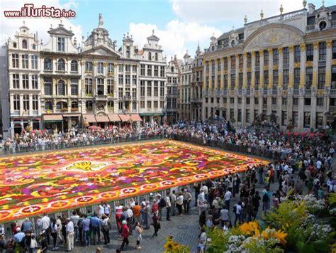 tappeto di fiori bruxelles flower carpet il tappeto di fiori sulla grand
