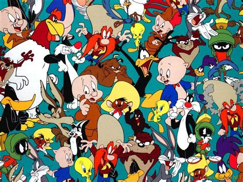 Looney Tunes But No Cardoons by Image Looney Tunes Characters The Free 542314 Jpg
