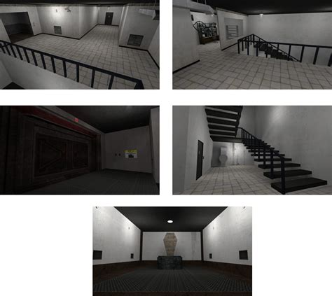 Release Room Release Scp Facility 895 S Room By Maxalate On Deviantart