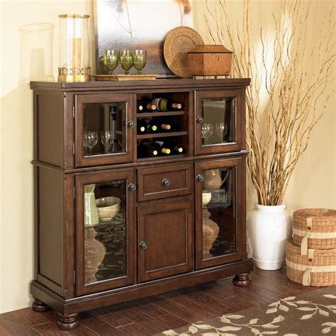 kitchen servers furniture furniture porter server with storage cabinet