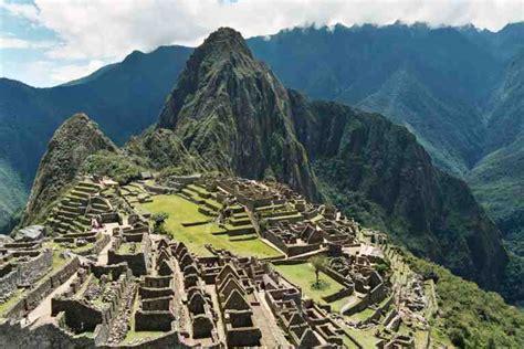 imagenes de paisajes incas machu picchu cumple 100 a 241 os noticias
