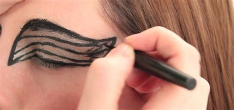 how to create natalie portman s avian inspired quot black swan