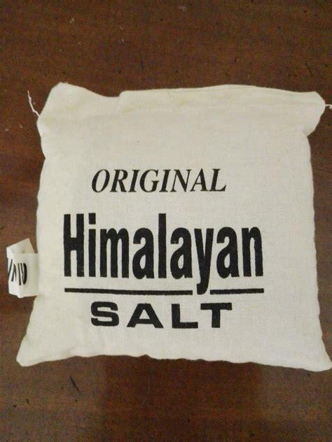 cuscino sale himalayano cuscino di sale rosa himalayano lade di sale store