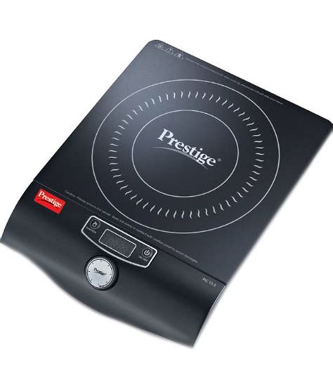 induction cooker from prestige prestige 1 ltrs black induction cooker price in india buy prestige 1 ltrs black induction