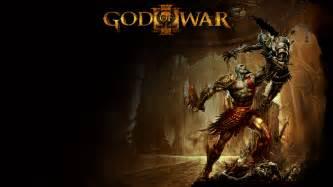 Gods Of War by God Of War 3 Wallpaper