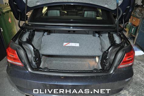 Kofferraumvolumen 1er Bmw F21 by Bmw 3er Cabrio Kofferraumvolumen