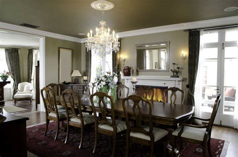 Dining Room And Fireplace 126 Custom Luxury Dining Room Interior Designs