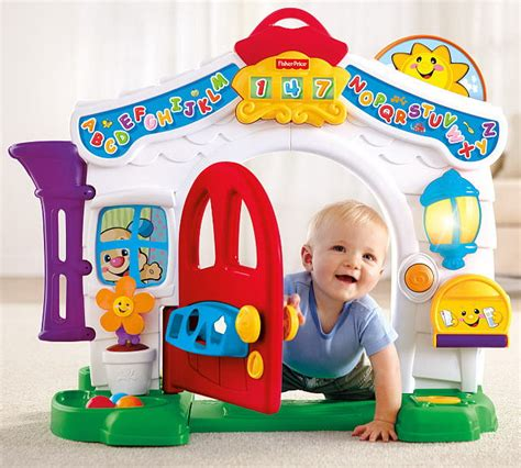 fisher price laugh learn learning home review