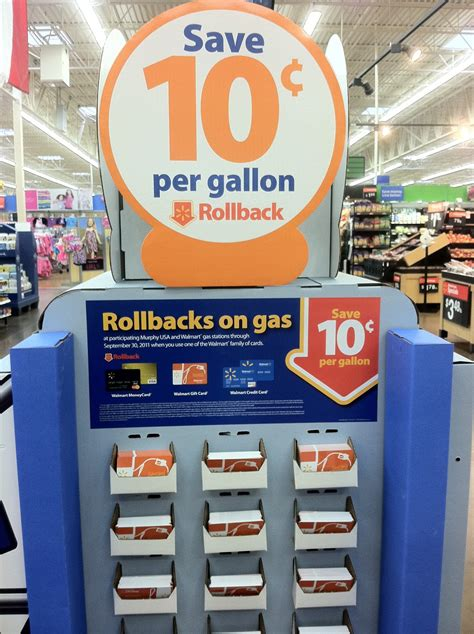 Walmart Gift Card Gas - gift card at walmart gas station