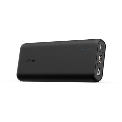 anker portable charger anker powercore 20100 ultra high capacity power bank only