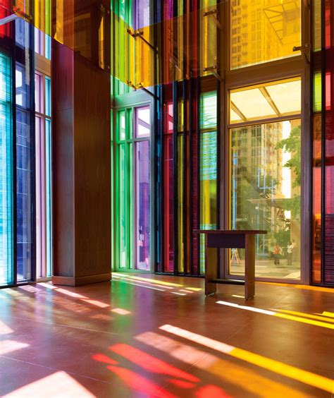 Brick Home Floor Plans olson kundig architects flood gethsemane church in color