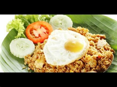 cara membuat telur gulung kaki lima cara membuat nasi goreng mudah dan praktis ala pedagang