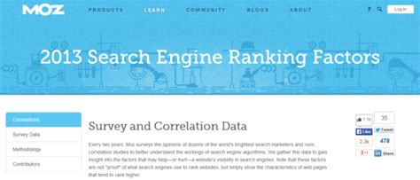 Most Up To Date Search How Fast Is Seo Really Changing A Look Back At Search Ranking Factors