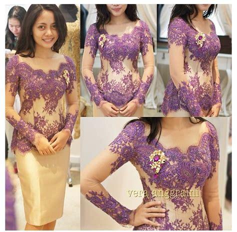 Kebaya Bali Modern Modifikasi Wisuda Wedding 10 38 best images about kebaya modern on models