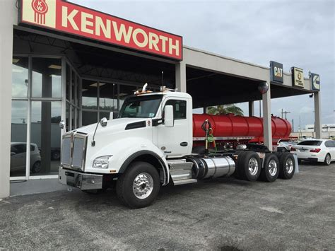 kenworth fuel truck for sale kenworth t880 fuel trucks lube trucks for sale used