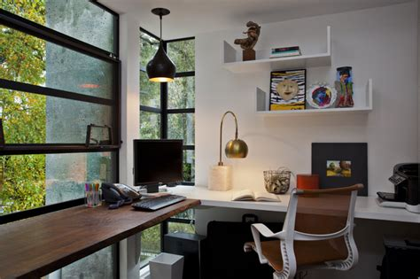 home decor houzz woodside residence contemporary home office other