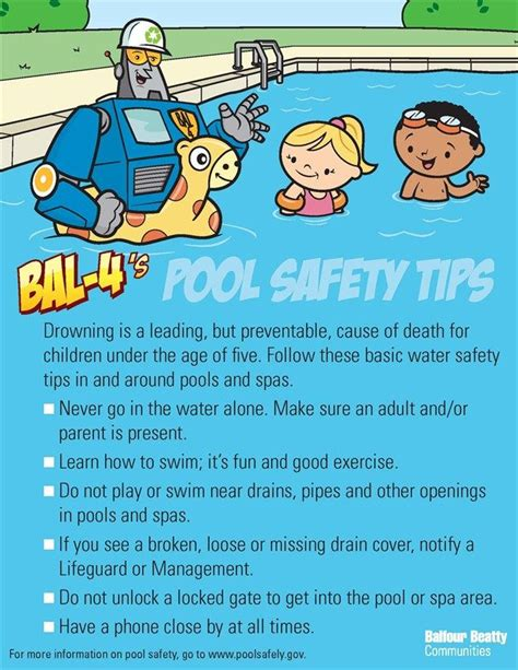 Pool Safety Tips Reminders For Everyone Have A Safe Backyard Pool Safety