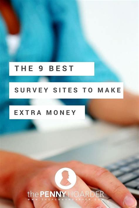 Survey Websites To Earn Money - survey sites extra money and the penny on pinterest