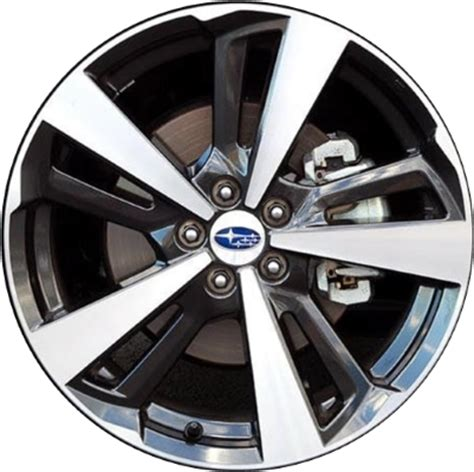 subaru impreza wrx wheels rims wheel rim stock oem replacement