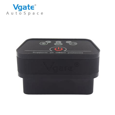 Vgate Icar 2 Car Diagnostic Obd2 Elm327 Bluetooth V17 Cek M T2909 2017 new vgate icar2 elm 327 v2 1 bluetooth obd2 scanner icar 2 elm327 diagnostic error code