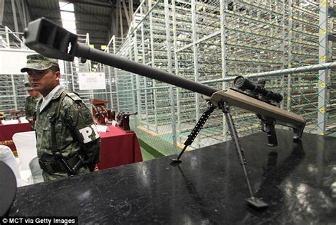fast and furious 8 guns el chapo s 50 caliber rifle was bought through fast and