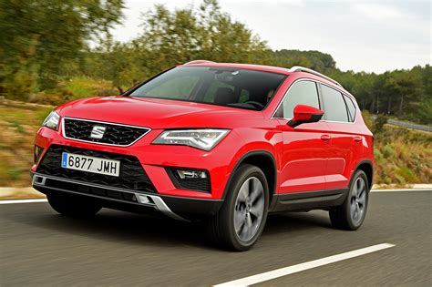 seat ateca 2016 seat ateca 2016 review pictures auto express