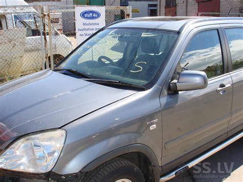 Sparepart Honda Crv ss lv honda cr v rezerves da篌as cena 2002 2007