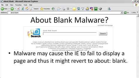 about blank youtube what is about blank virus youtube