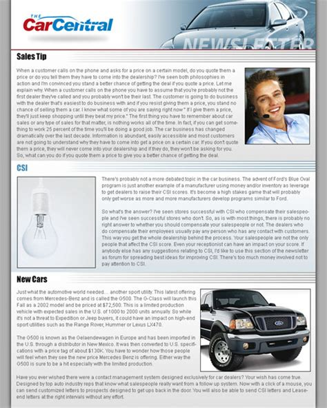 March 2013 Community Newsletter Images Frompo Tenant Newsletter Template