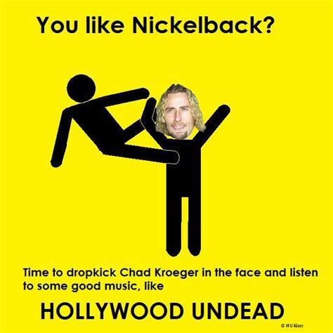 Hollywood Meme - hollywood undead dropkicks nickelback meme by hukissy on
