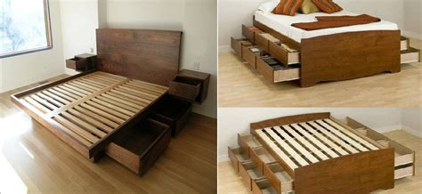How To Build A Bed Frame Build Your Own Bed Frame