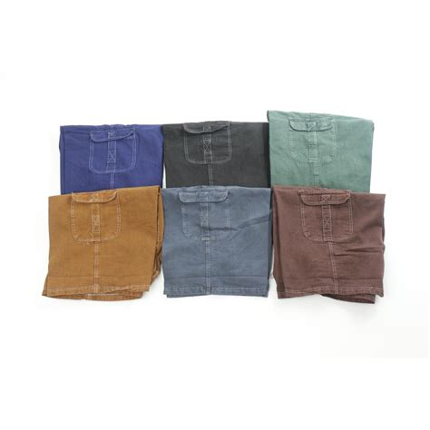 Cln 7 8 Coklat Gelap calista 2 celana pendek 7 8 warna denim 6 warna buat gaul adem elevenia