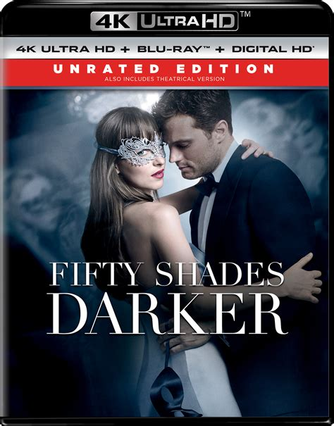 film blu ray 4k fifty shades darker unrated 4k blu ray edition