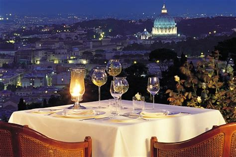 best restaurants in rome with a view the hub review dining out in rome
