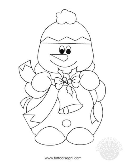 pupazzo neve archives tutto disegni